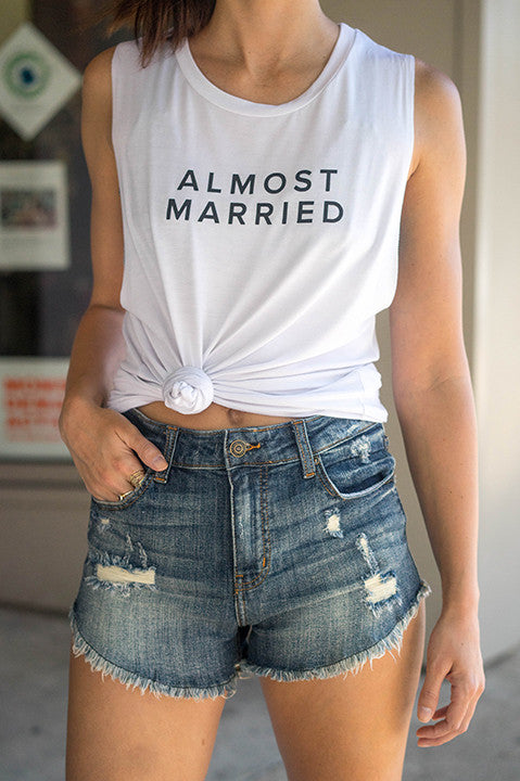 Almost Married Tank Top