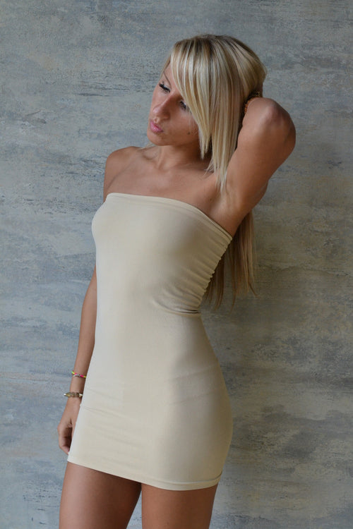 Seamless Tube Dress (2 colors)