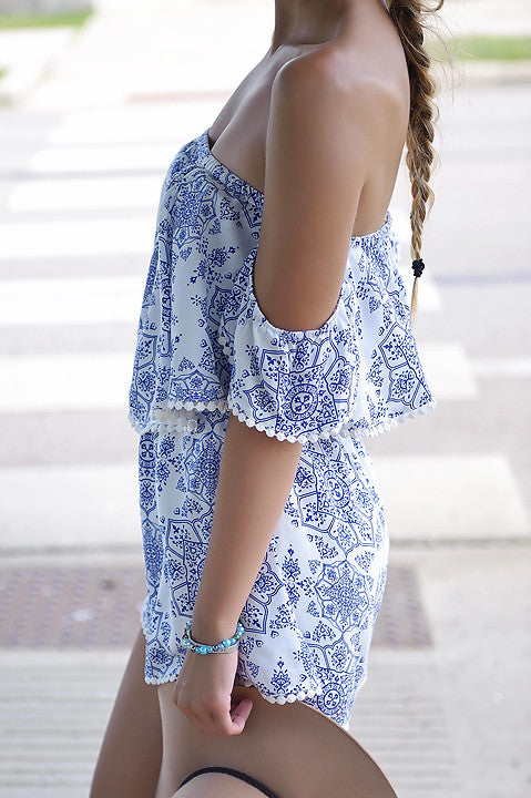Pretty Twist Romper