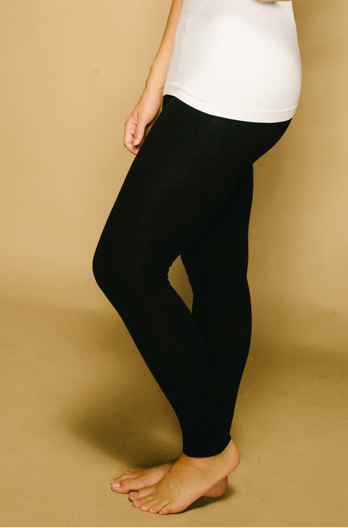 Cotton Leggings (Multiple Colors)
