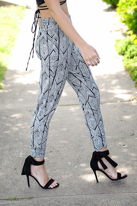 DEX Cyrus Aztec Pants