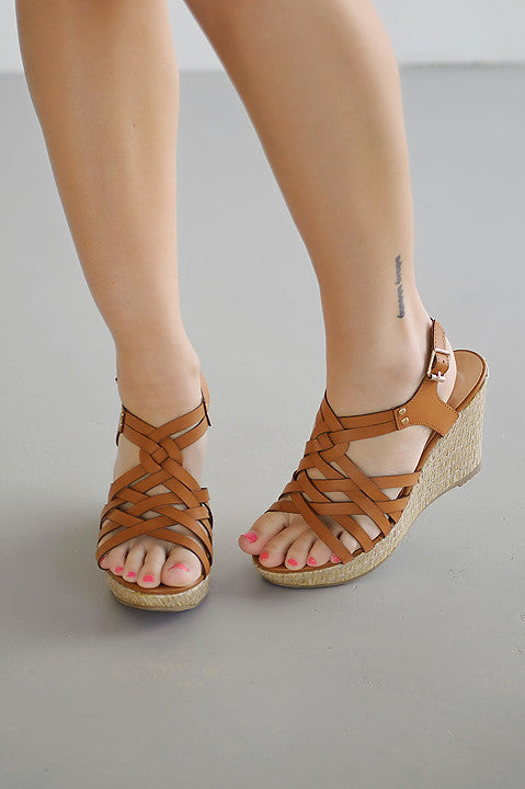The Khloe Wedge (Final Sale)