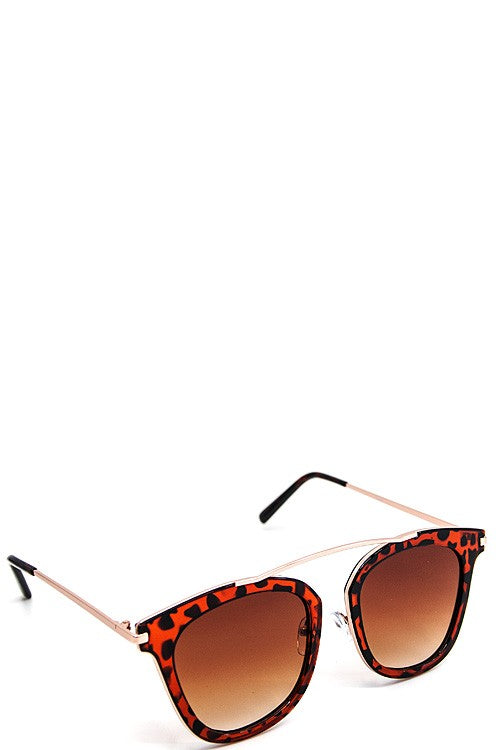 Catch A Glimpse Sunglasses (Brown Tortoise)