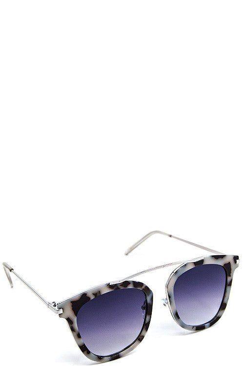 Catch A Glimpse Sunglasses (Gray Tortoise)