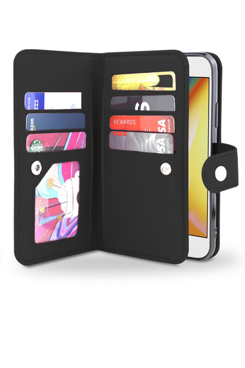 Crossbody Phone Wallet Case iPhone XR