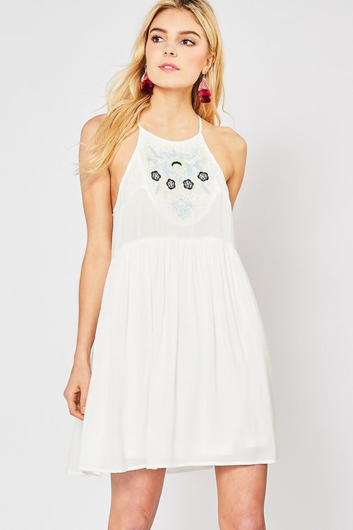 Meredith Babydoll Dress FINAL SALE