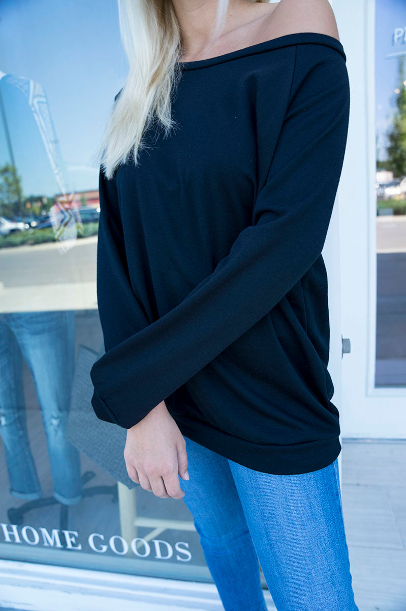 Eisley Sweatshirt (Black)