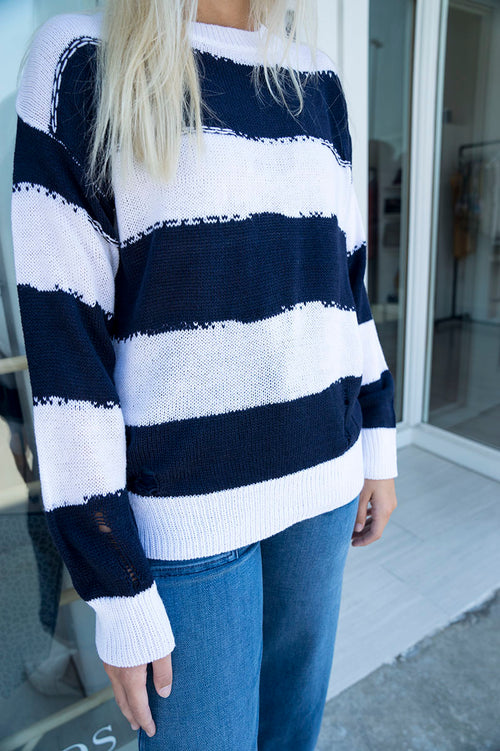 Georgette Pullover Sweater