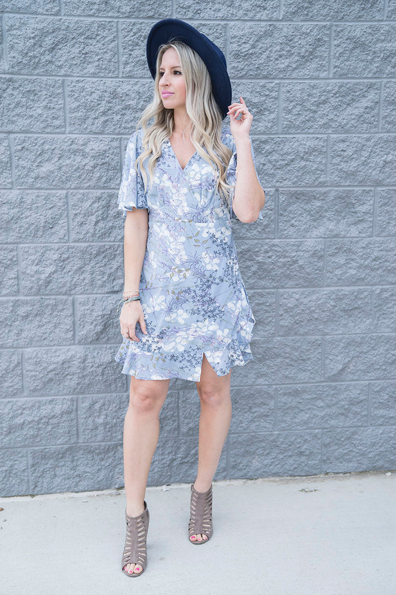 Mila Floral Dress FINAL SALE