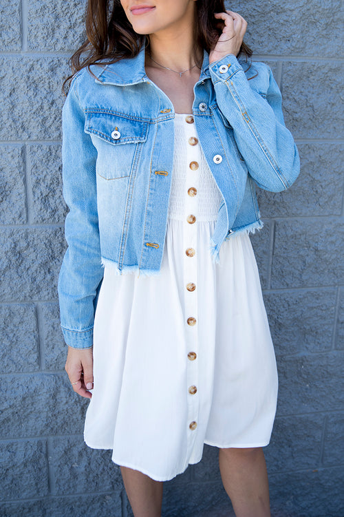 Madison Denim Jacket