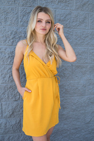 Raelyn A line Dress FINAL SALE
