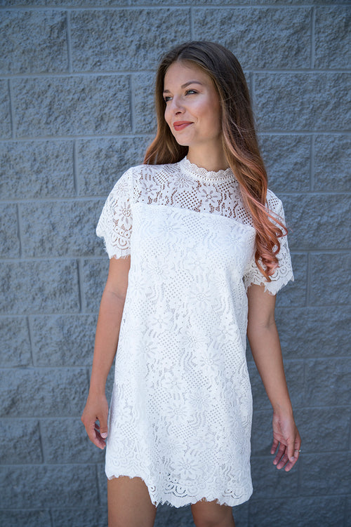 Maelyn Lace Dress