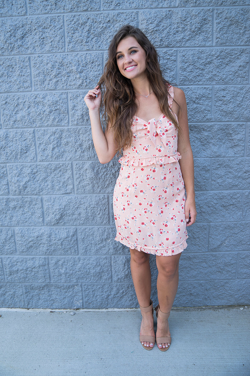 Jayma Floral Dress FINAL SALE
