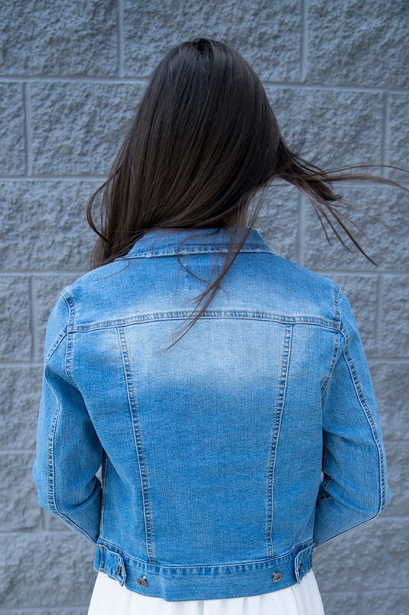 Indie Denim Jacket