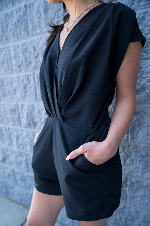 Charline Romper FINAL SALE