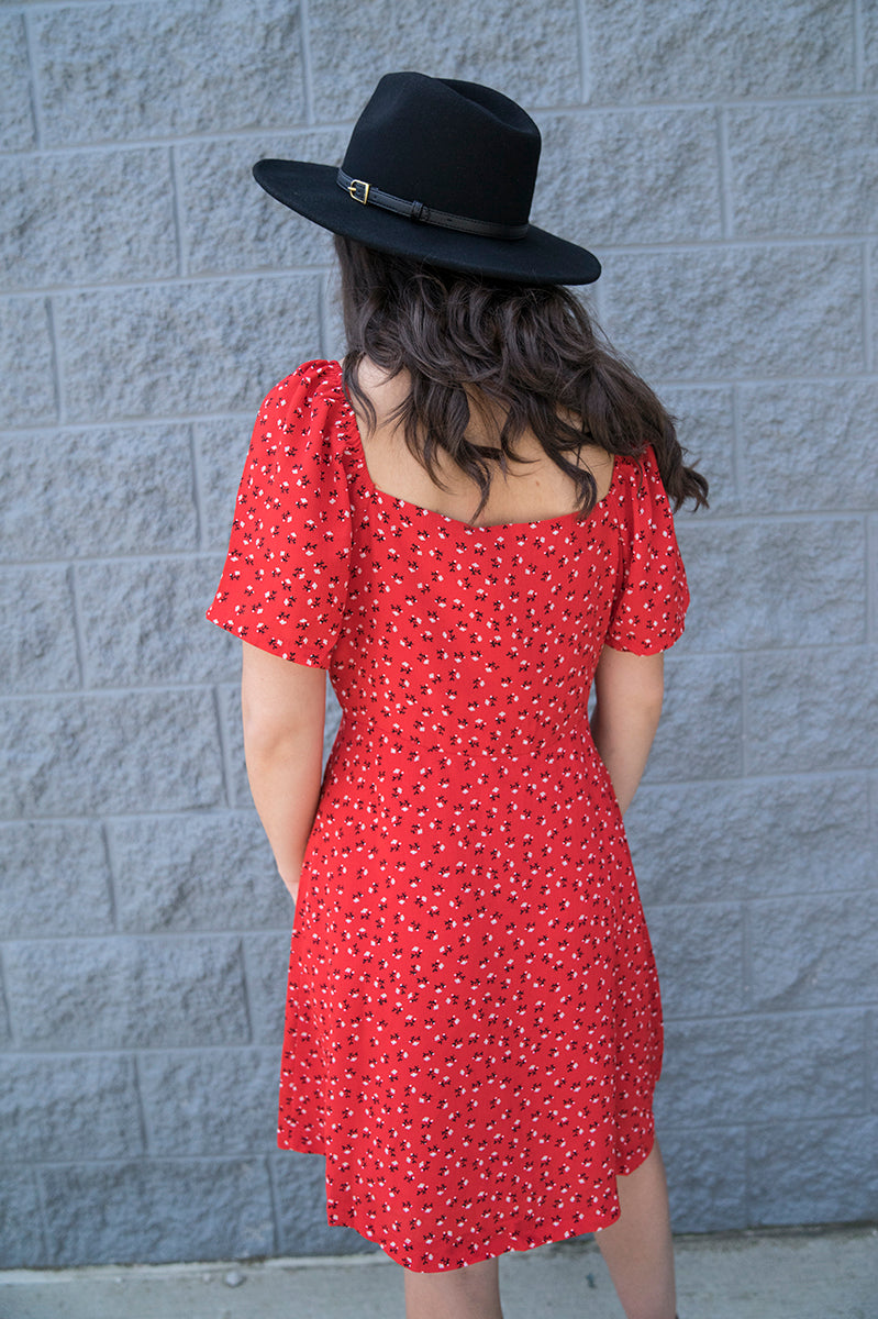 Zia Floral Dress FINAL SALE