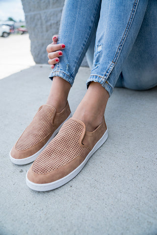 Lotus Cutout Flats FINAL SALE