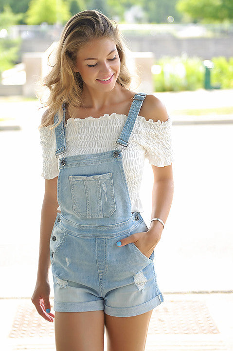 So Yesterday Overalls FINAL SALE
