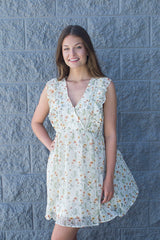 Lonni Floral Dress FINAL SALE