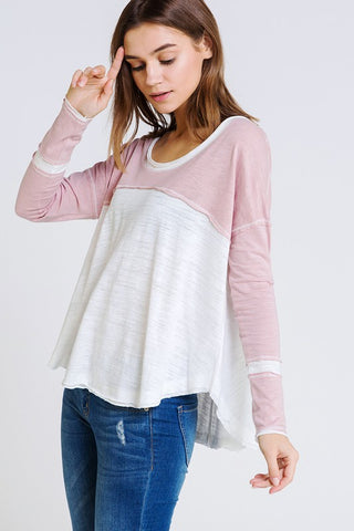 Sweet Melody Eyelet Top