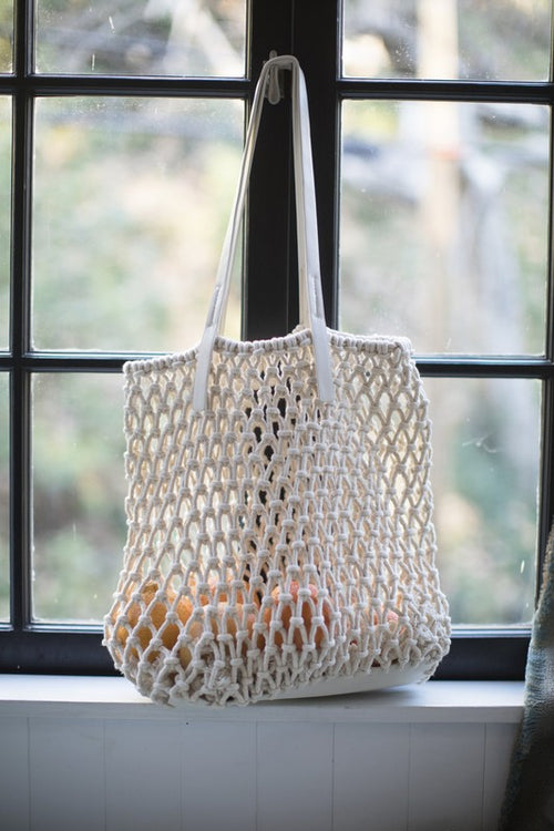 Sights To See Woven Tote