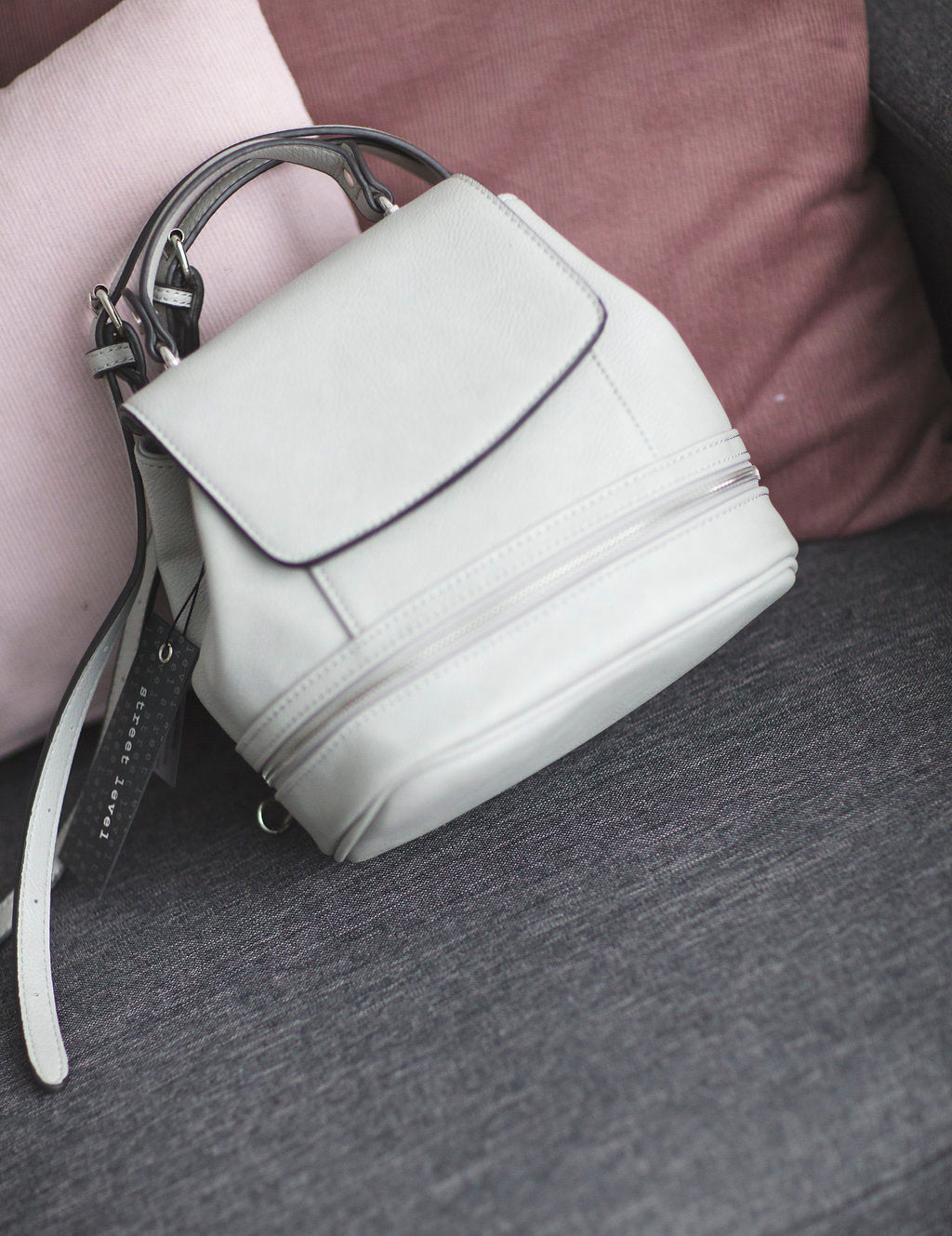 Alex Structured Backpack