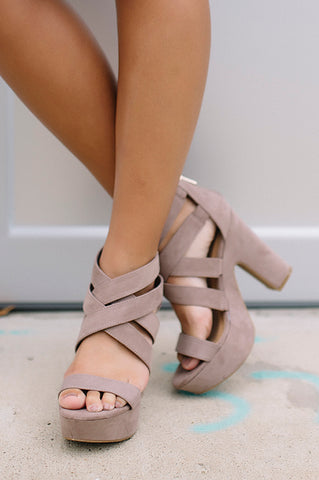 Camila Wrap Wedge
