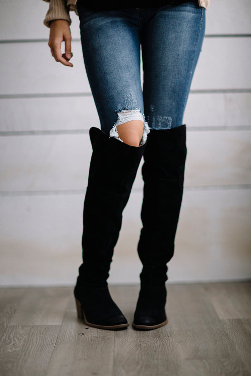 Memphis Tall Boots FINAL SALE