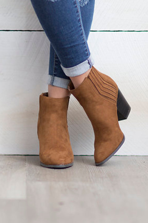 Payton Bootie FINAL SALE