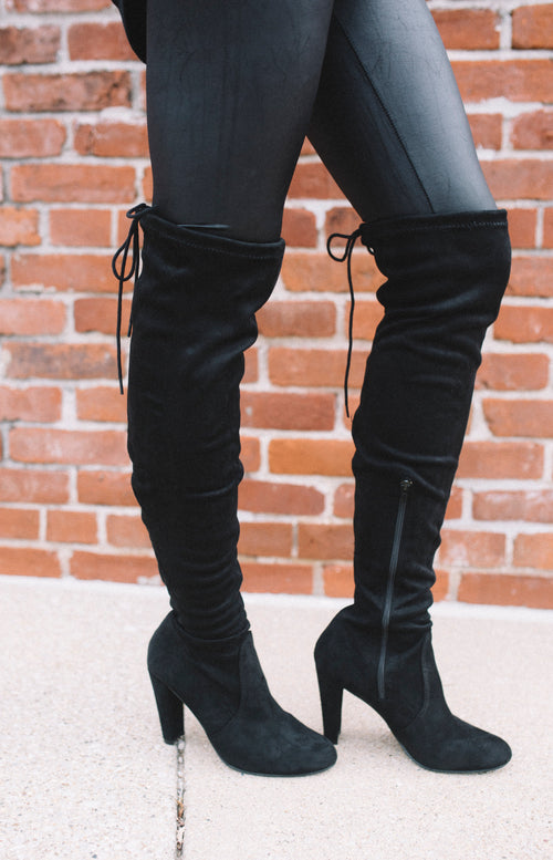 Donelle Boot - Black