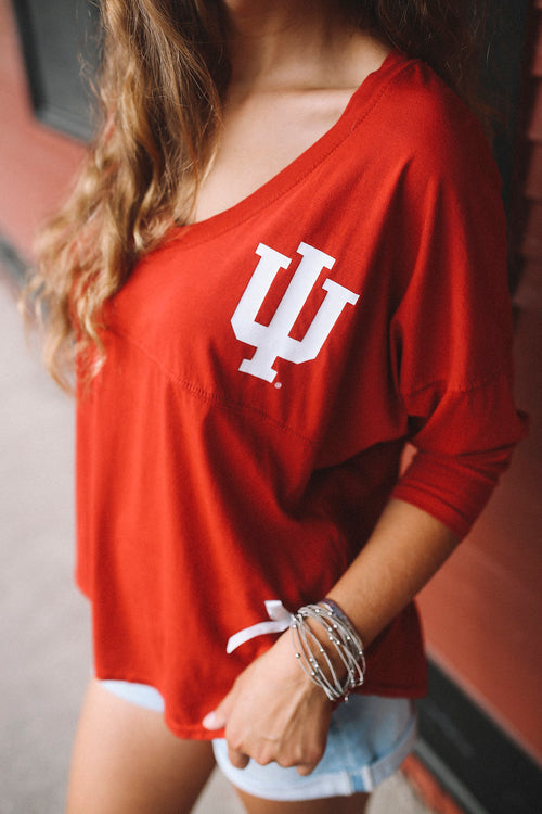 Indiana Luxe Top