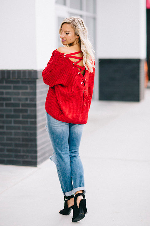 Ready For Fall Sweater FINAL SALE