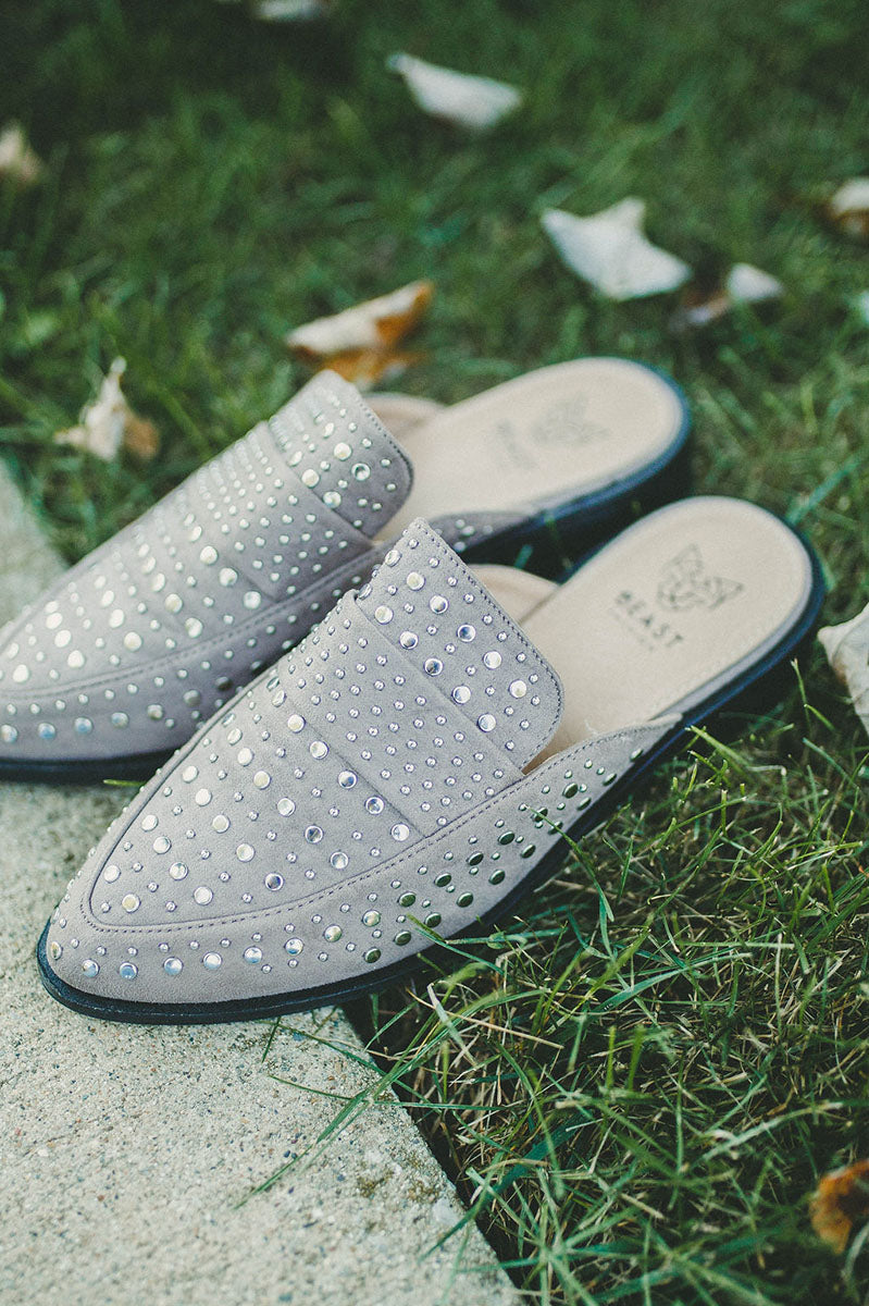 Limitless Studded Mule