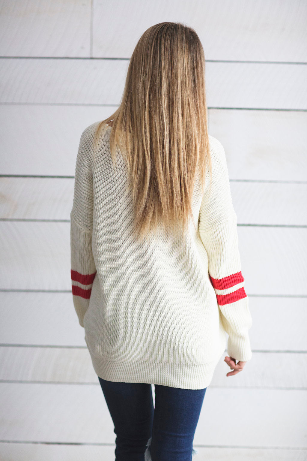 First Encounter Sweater FINAL SALE
