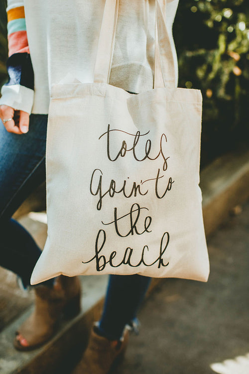 PCB Totes Goin' To The Beach Bag