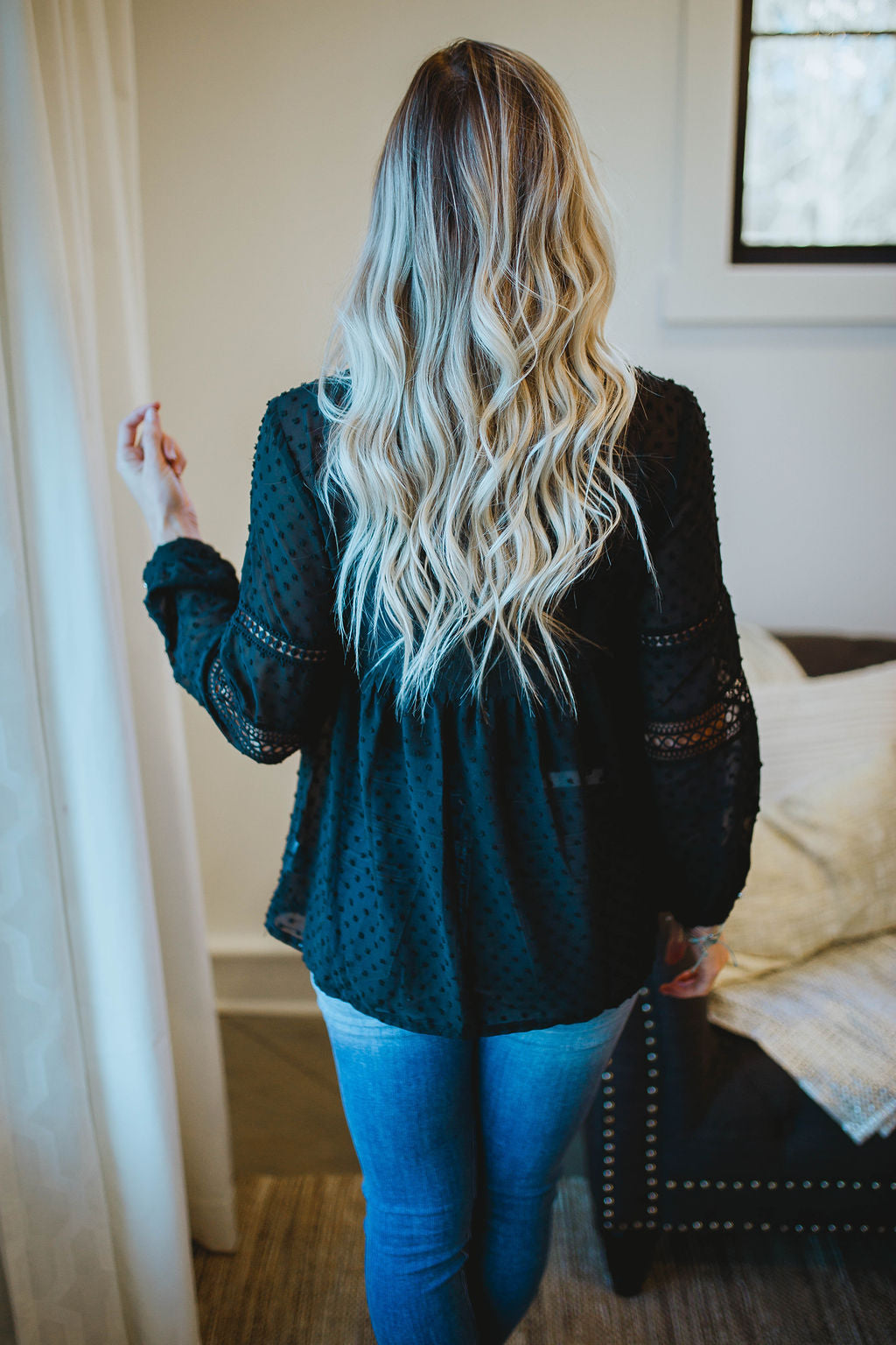 Sienna Loose Fit Blouse