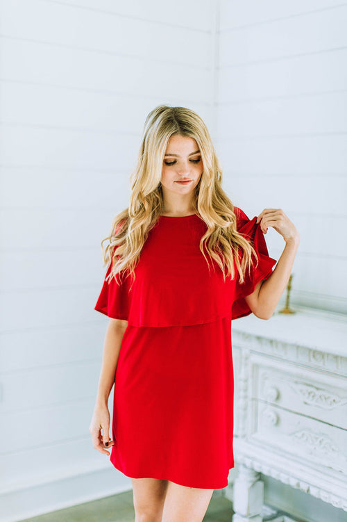 Reece Shift Dress FINAL SALE