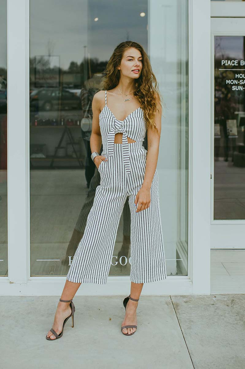 Stand Tall Jumpsuit