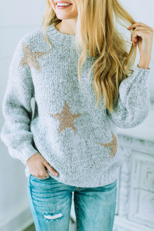 Queen Of The Night Sweater FINAL SALE
