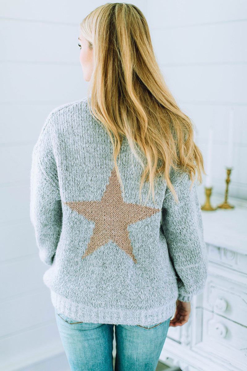 Queen Of The Night Sweater