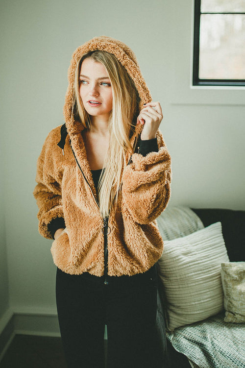 Denali Faux Fur Jacket