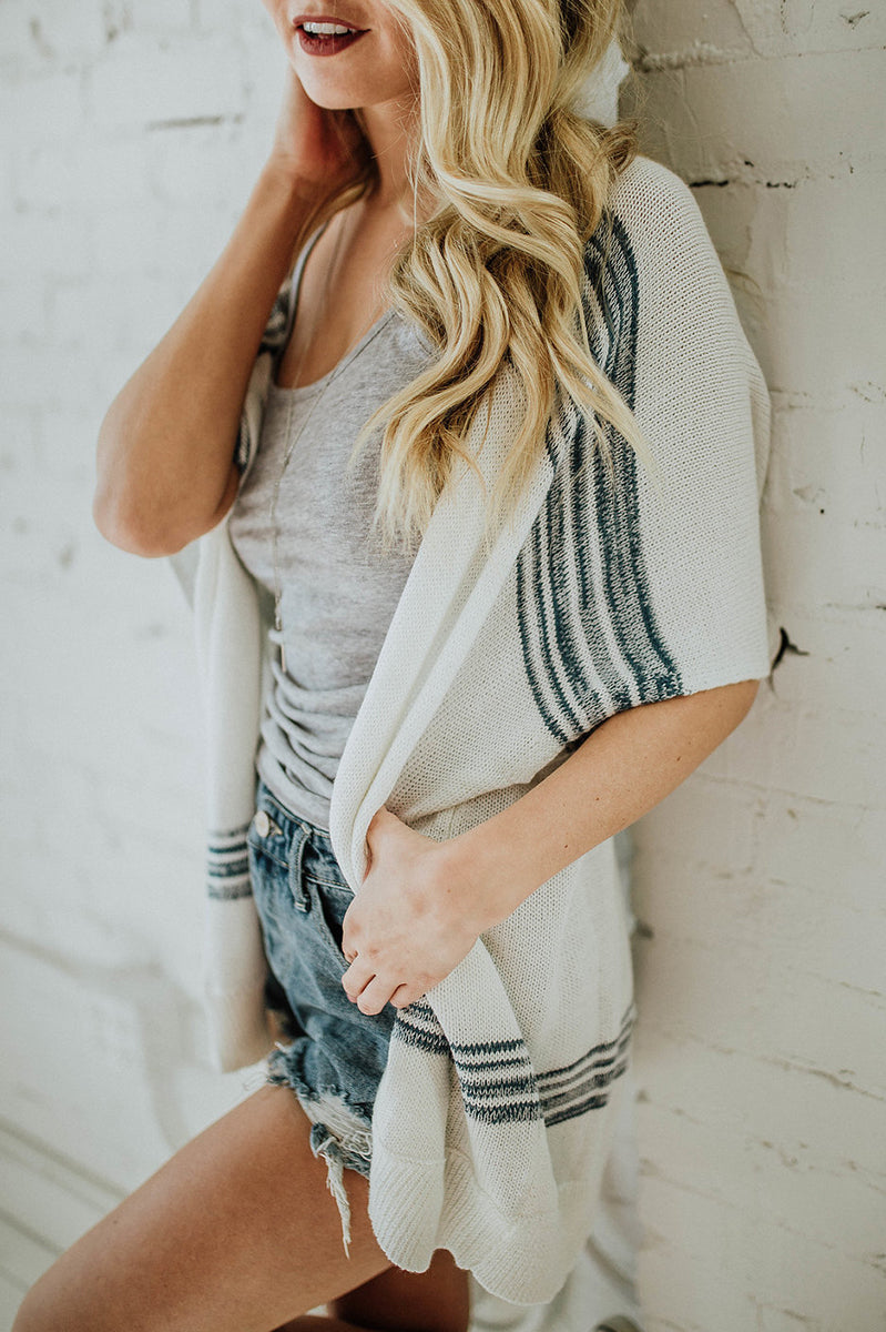 By The Shore Cardigan