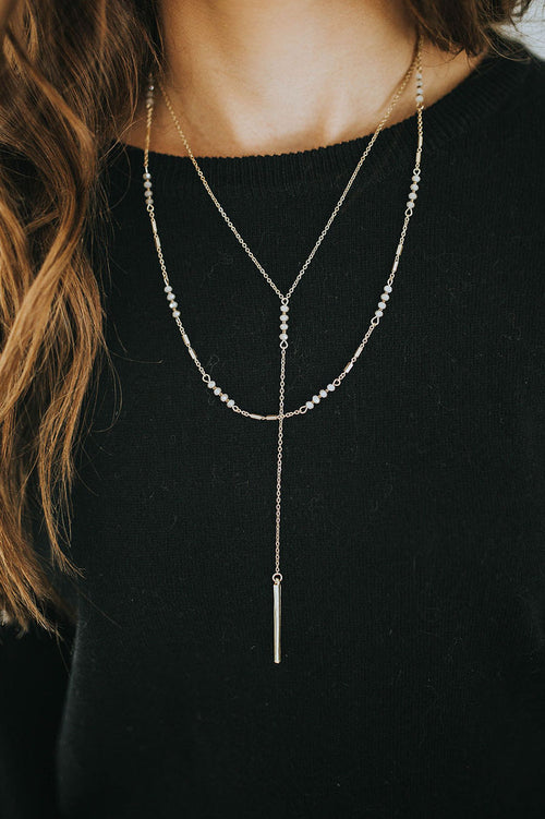 Rosaleen Layered Necklace