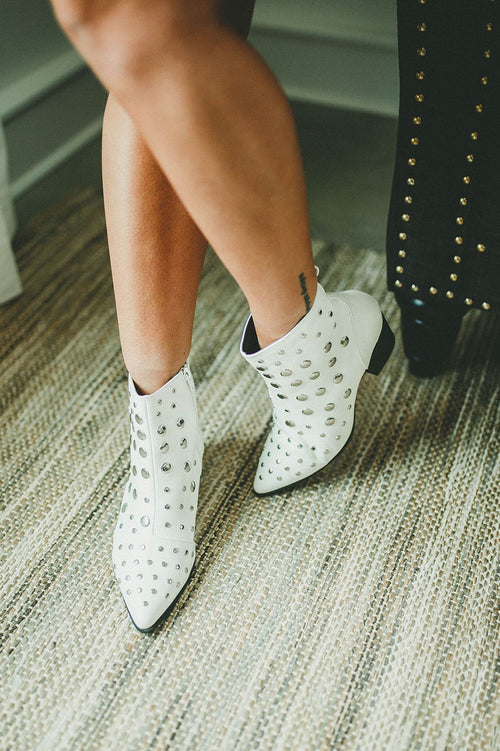 Lullaby Studded Bootie