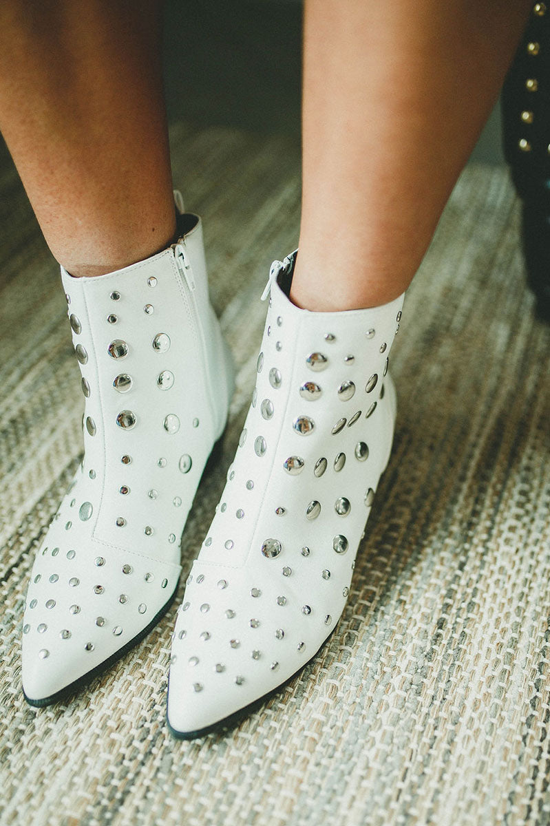 Lullaby Studded Bootie FINAL SALE