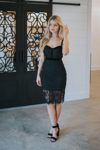 Barrymore Strapless  Dress