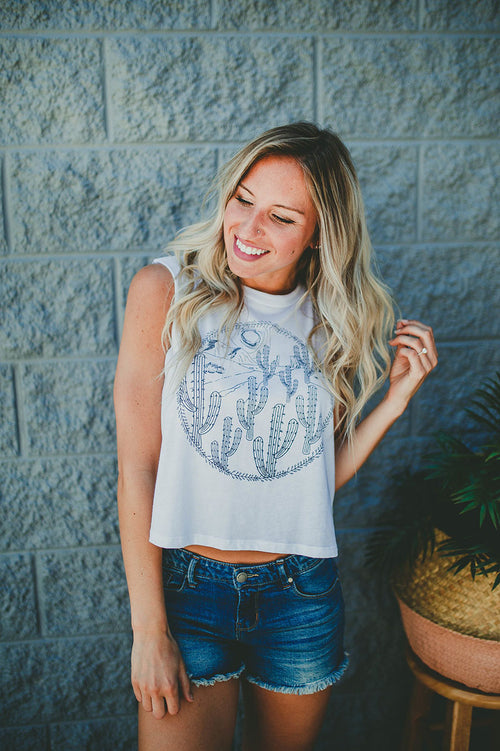 Desert Livin' Tank Top FINAL SALE