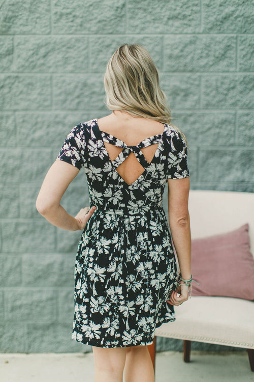 Weekend Away Floral Dress