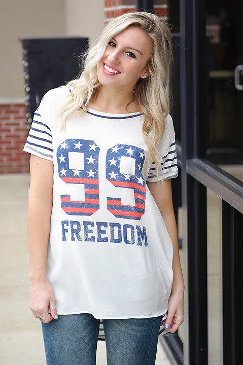 Freedom Top (Final Sale)