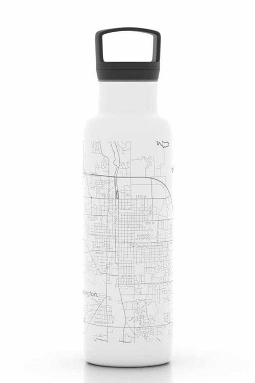 Bloomington Insulated Water Bottle